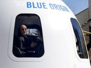 Richard Branson of Virgin Galactic Could Beat Jeff Bezos of Blue Origin as the First 'Space Billionaire' in Space