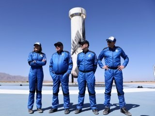 Blue Origin New Shepard Launch: Star Trek Icon William Shatner Becomes World's Oldest Space Traveller