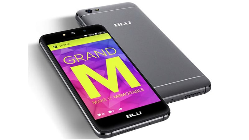 Amazon Suspends Blu Smartphones' Sale After New Privacy Threat Reports