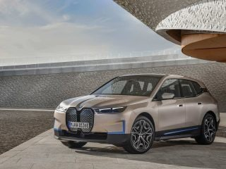 BMW iX Electric SUV Unveiled, Planned to Launch in US in Early 2022