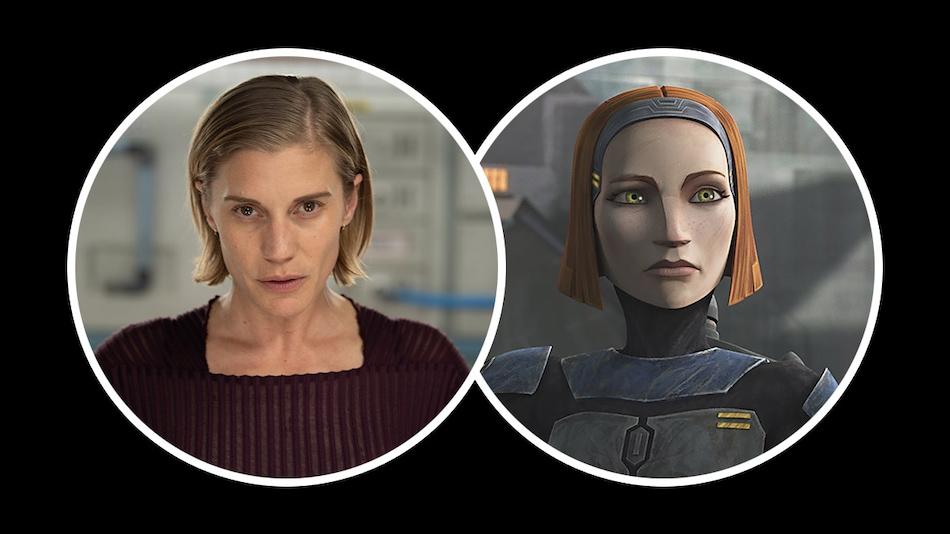 The Mandalorian Season 2: Katee Sackhoff Said to Reprise Bo-Katan Kryze in Live-Action
