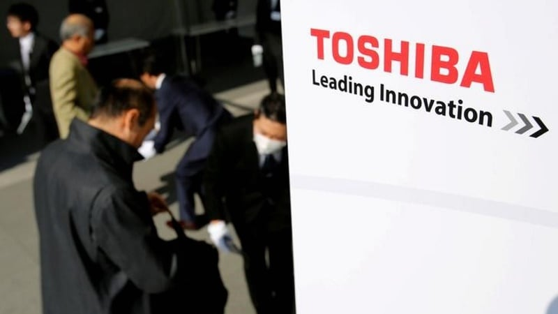 Toshiba Tells Western Digital Not to Interfere With Chip Unit Sale