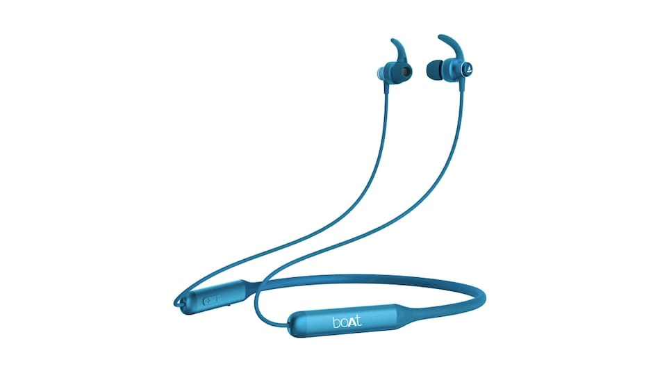 Boat Rockerz 335 Wireless Neckband Earphones With 30-Hour Battery Life Launched in India