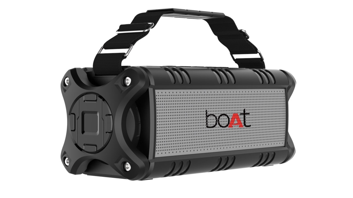 Boat Stone 1400 Wireless Speaker With 30W Sound Output Launched in India at Rs. 5,499