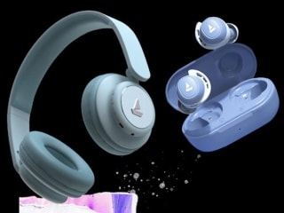 Boat TRebel Headphones and Earphones Range for Women Launched