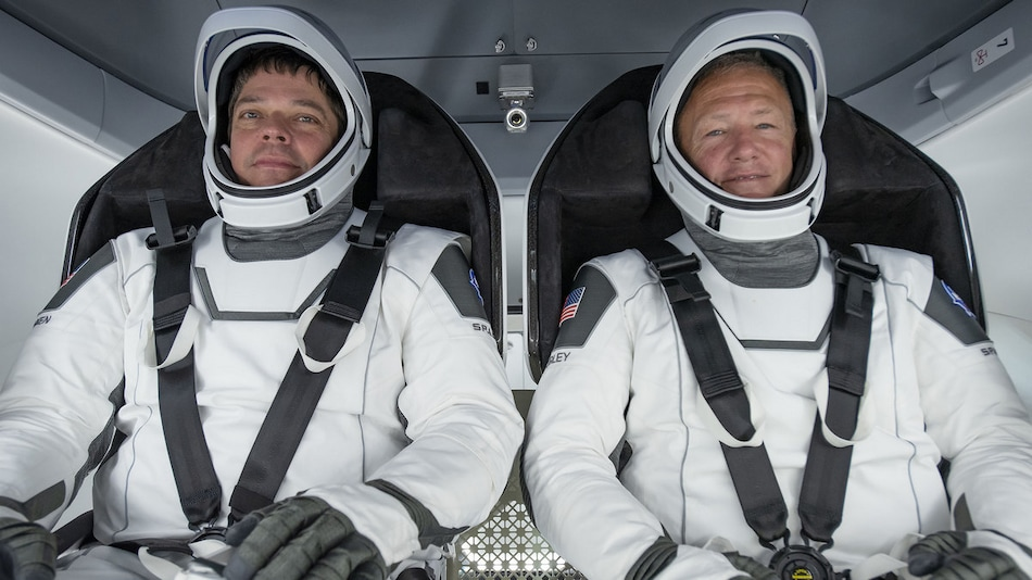 SpaceX's First Crewed Space Flight Set to Launch on May 27 as NASA Gives Green Light