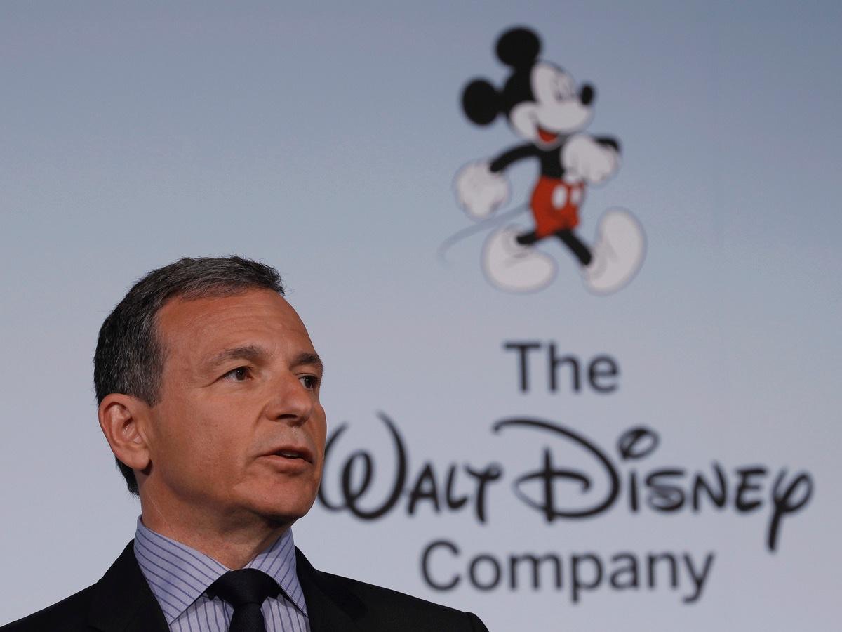 Bob Iger Steps Down as Disney CEO, Bob Chapek to Take Reins