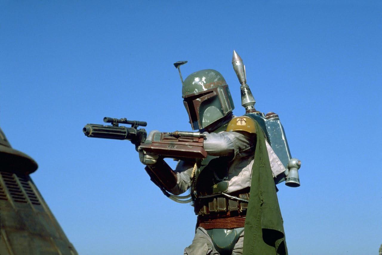 Star Wars Live-Action TV Series Is Called The Mandalorian, Jon Favreau Reveals