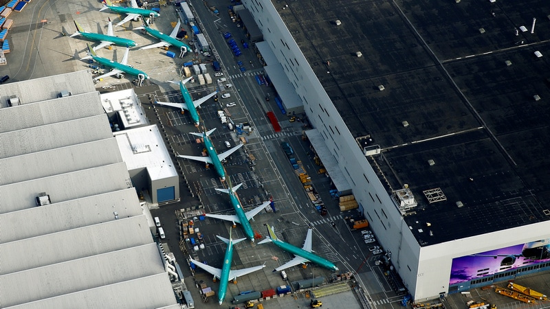 Former Boeing Manager Warned Company About Problems With 737 Max Production