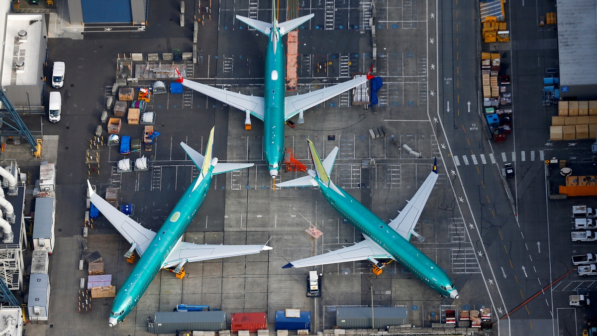 Boeing Said to Change 737 Max Flight-Control Software to Address Flaw