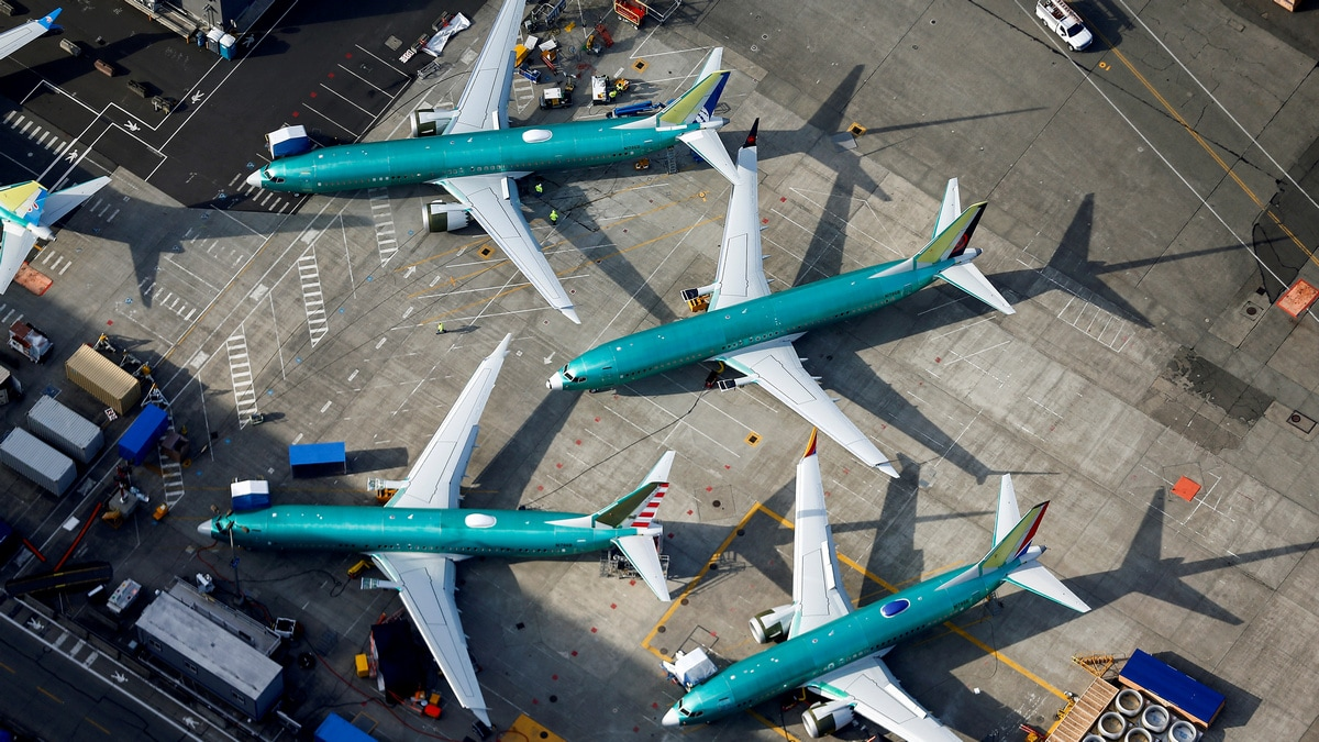 Boeing Now Aims to Finish Software Fix for 737 Max in September