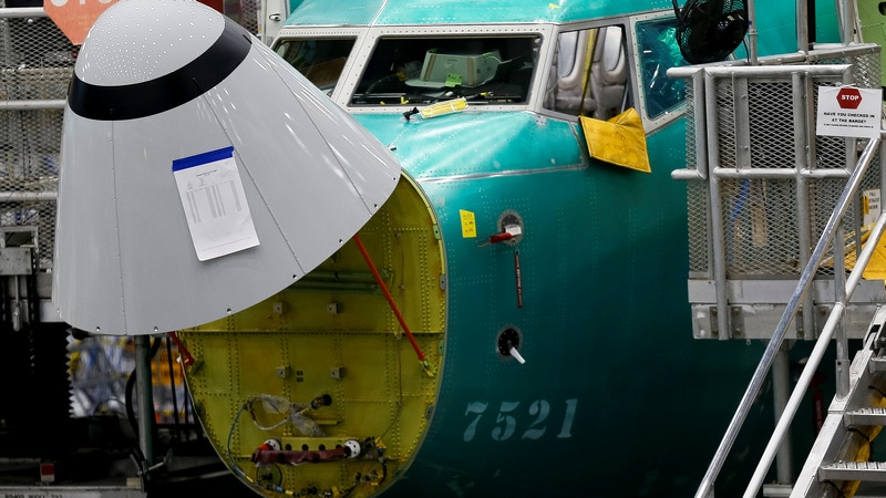 Boeing 737 Max Software Update Working as Designed, CEO Says