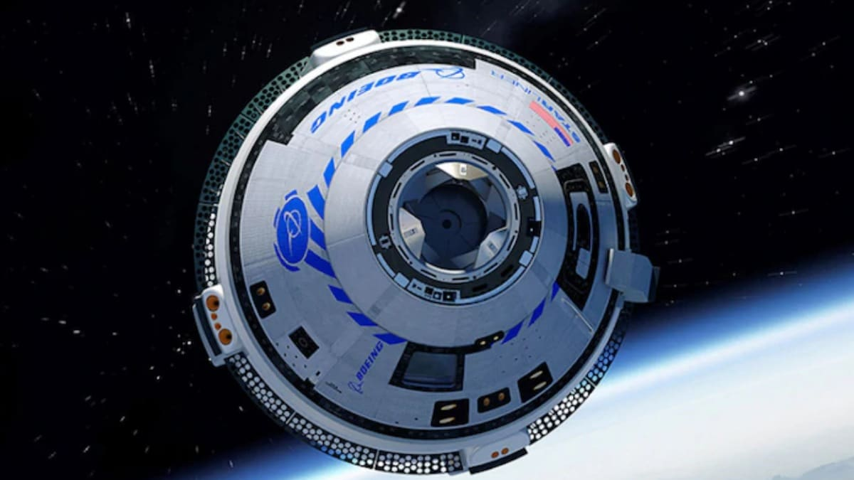 Boeing's first Starliner crewed mission tentatively slated for 2021