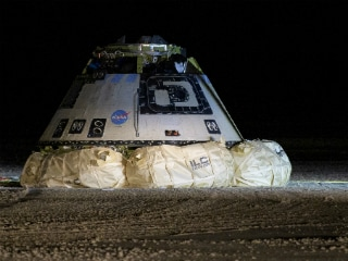 Boeing Spacecraft Returns to Earth After Aborted Mission