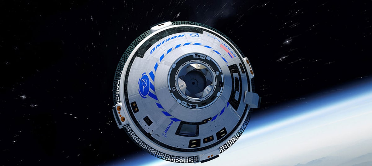 Boeing's Starliner Astronaut Capsule Fails Key Test to Reach Space Station