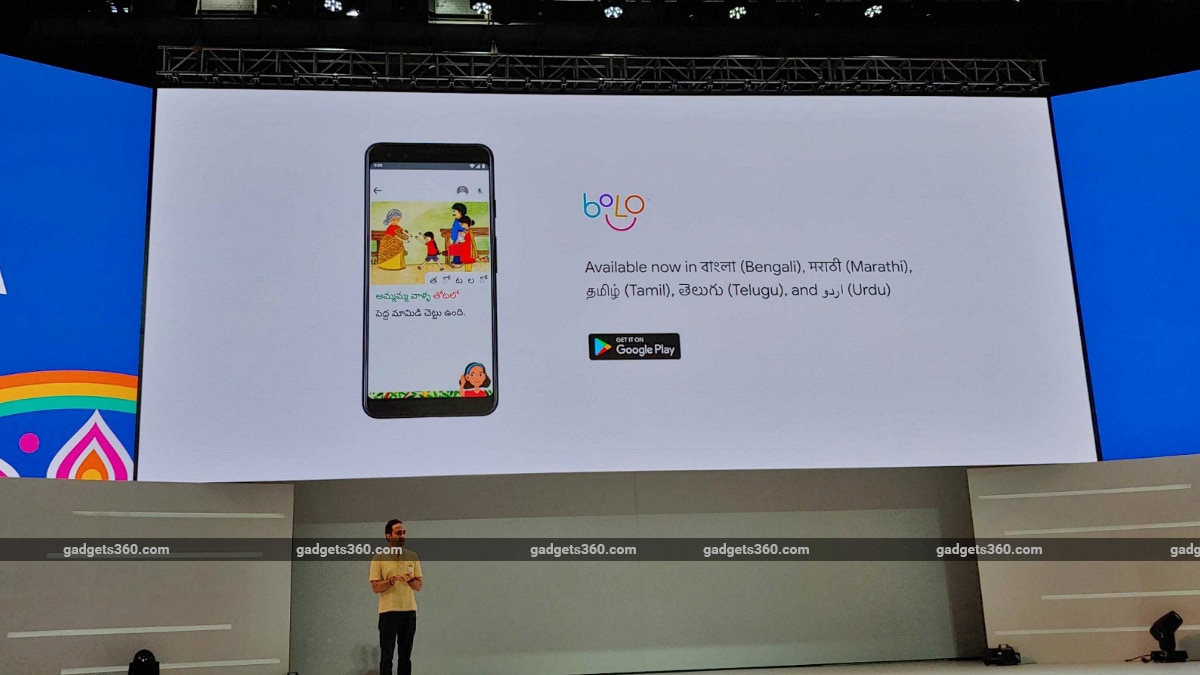 Google for India 2019: Google Lens, Bolo App Gets Additional Indic Language Support