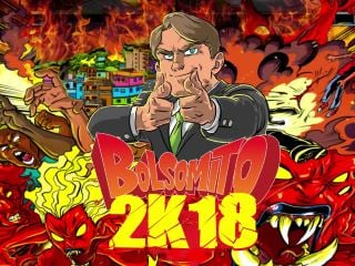 Brazil Opens Public Inquiry Into Homophobic, Misogynistic Steam Game That Features Far-Right Election Candidate Jair Bolsonaro