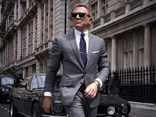No Time to Die Trailer: Daniel Craig Is Back as Bond, James Bond