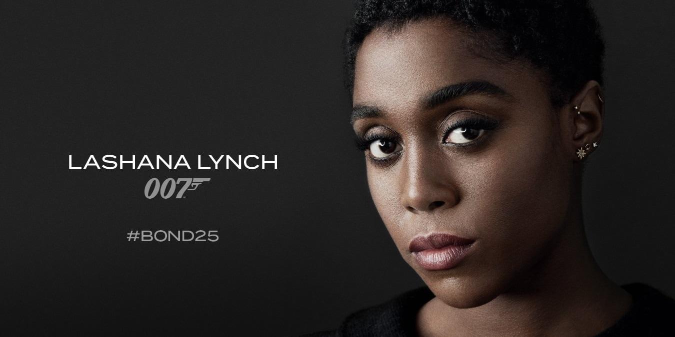 Bond 25: Captain Marvel's Lashana Lynch Said to Be the New 007