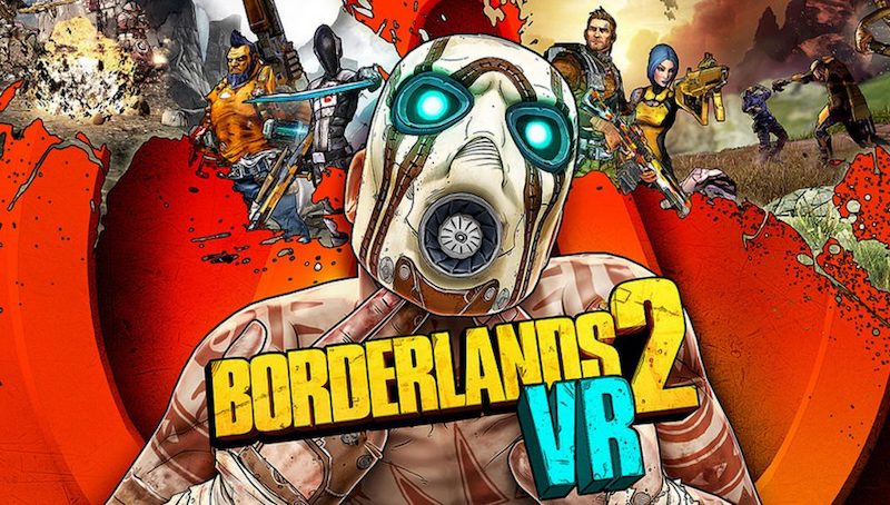 Borderlands 2 VR Is Exclusive to PS VR for Five Months