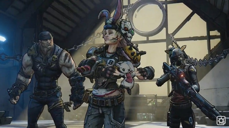 Borderlands 3 is coming soon