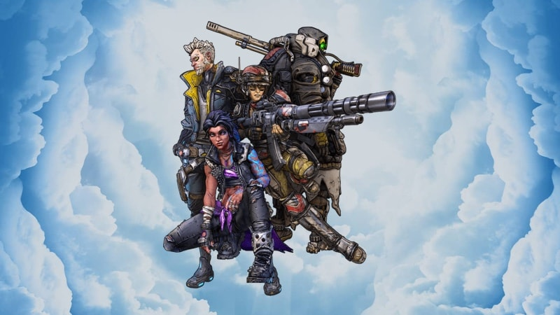 Gearbox CEO Randy Pitchford 'Kind of Happy' Borderlands 3 Is Epic