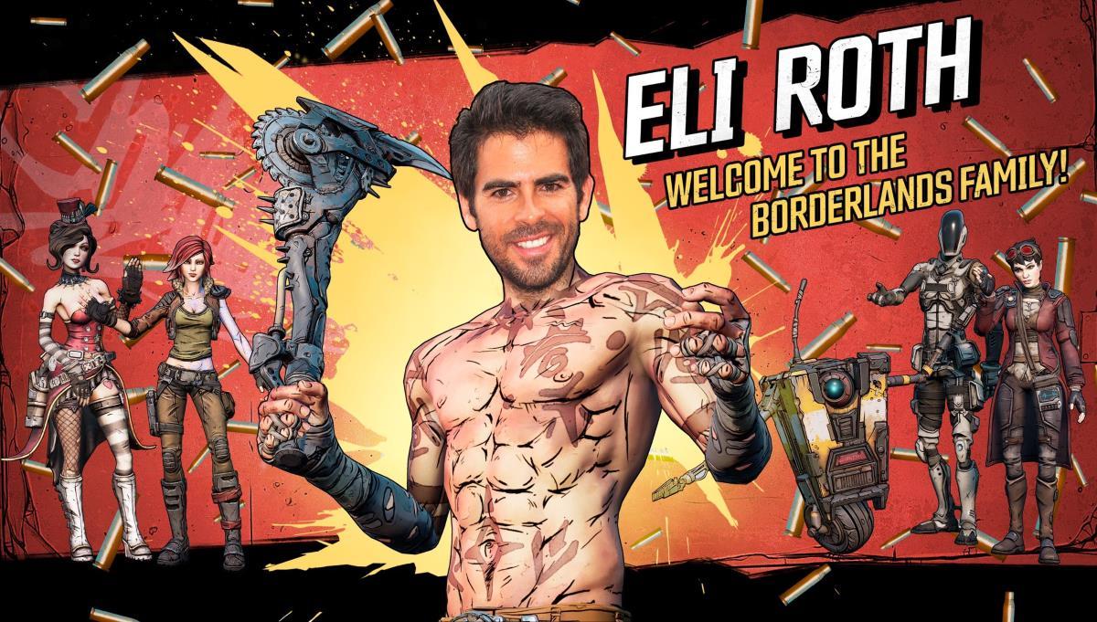 Borderlands Movie Taps Knock Knock's Eli Roth as Director