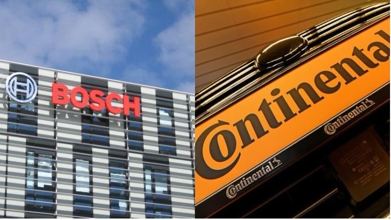 Bosch, Continental to Buy 5 Percent Stake Each in Mapping Firm Here