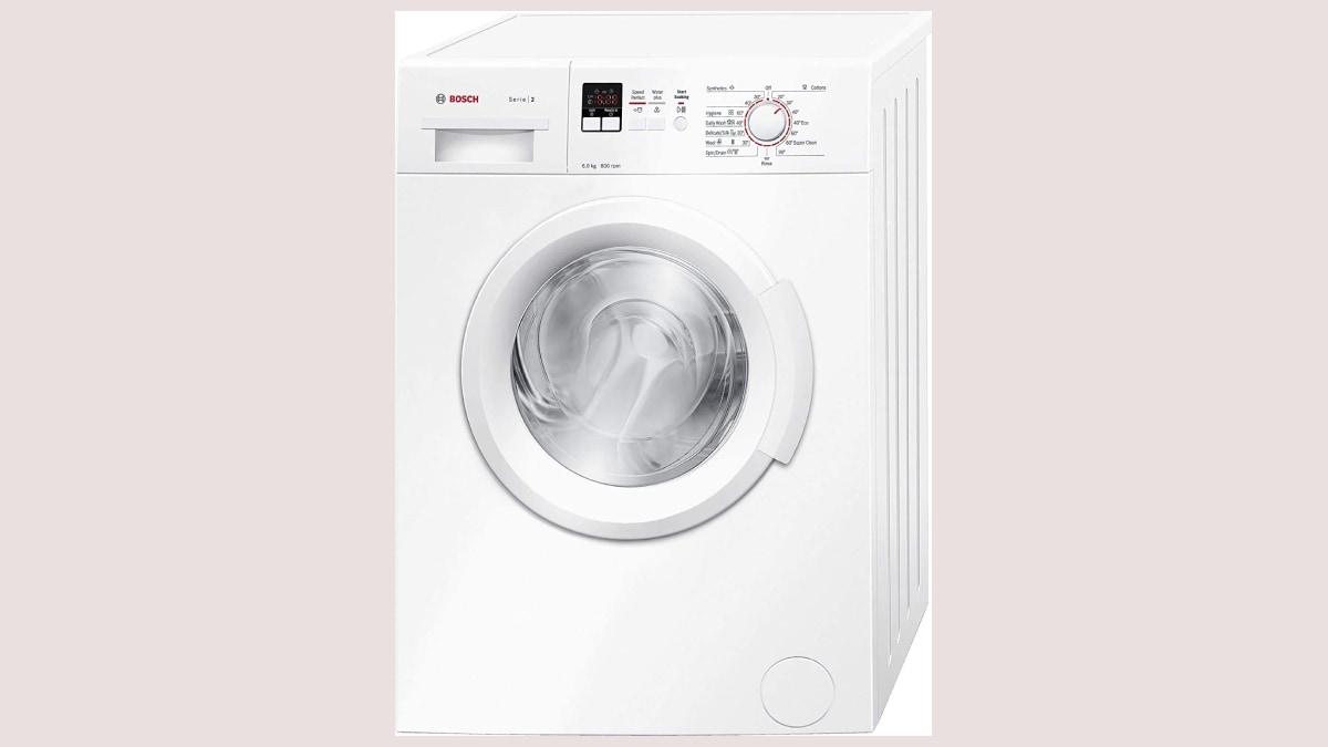 bosch amazon s washing machine