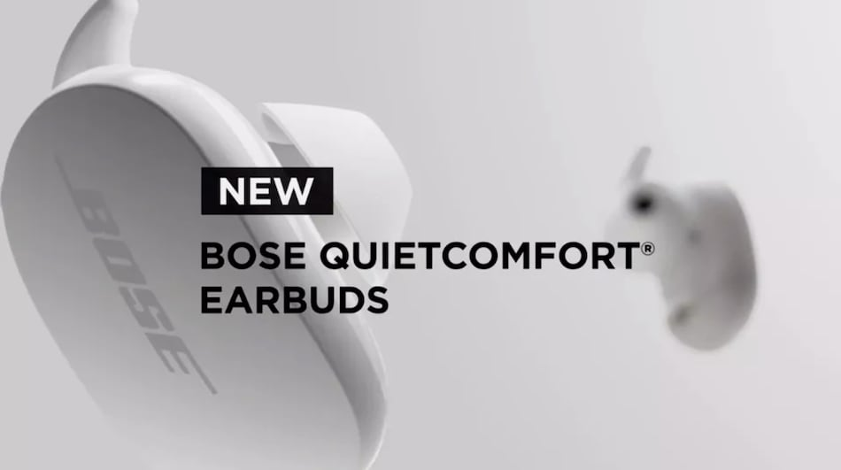 Bose Noise Cancelling Earbuds 700 May Be Called QuietComfort Earbuds, Leaked Promo Video Suggests
