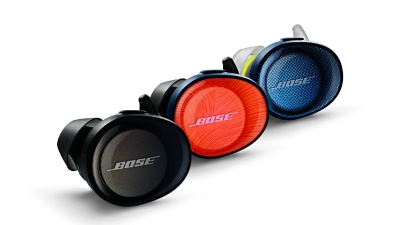 Bose SoundSport Free Wireless Earbuds, SoundLink Micro Bluetooth Speaker Launched in India