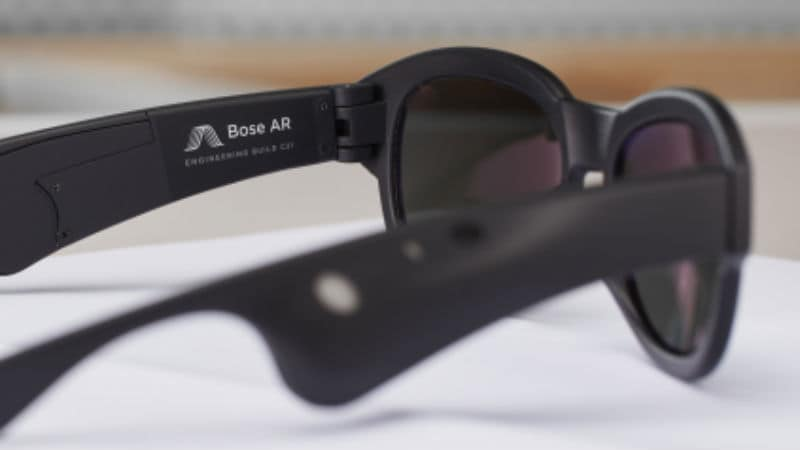 Bose to Make AR Glasses With Focus on Sound, Not Video