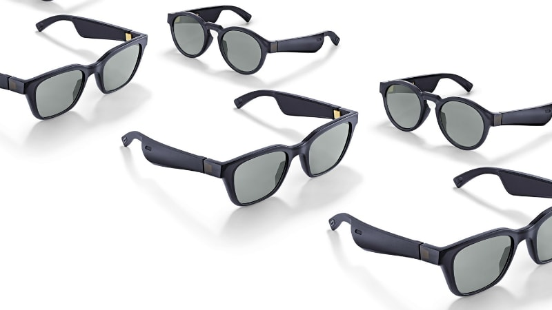Bose Frames Is a Pair of Sunglasses With 'Audio Augmented Reality Platform'
