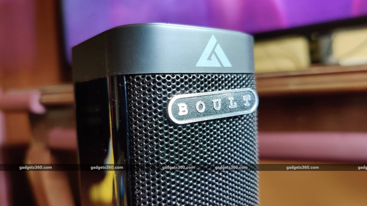 Boult Audio Bassbar A4 review logo Boult Audio