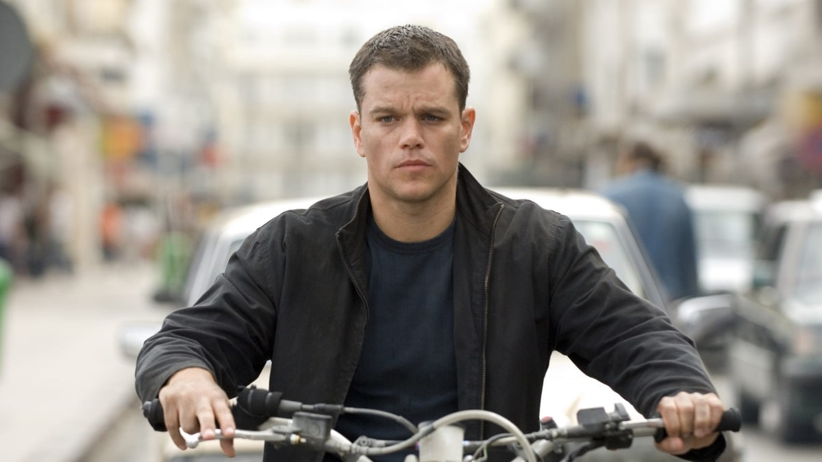 bourne ultimatum Matt Damon The Bourne Ultimatum