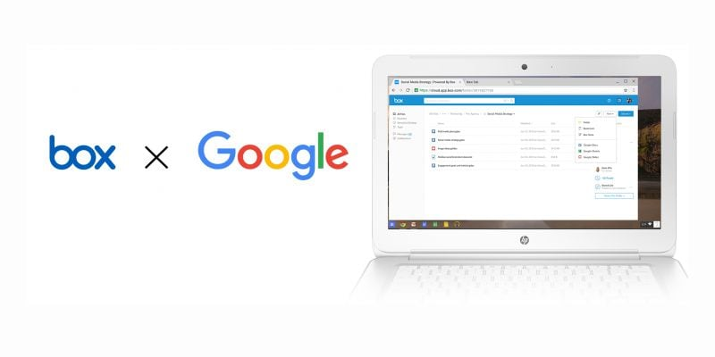 Google, Box Team Up to Improve Cloud Productivity for Businesses