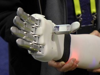 Emerging Tech Aims to Improve Life for Handicapped
