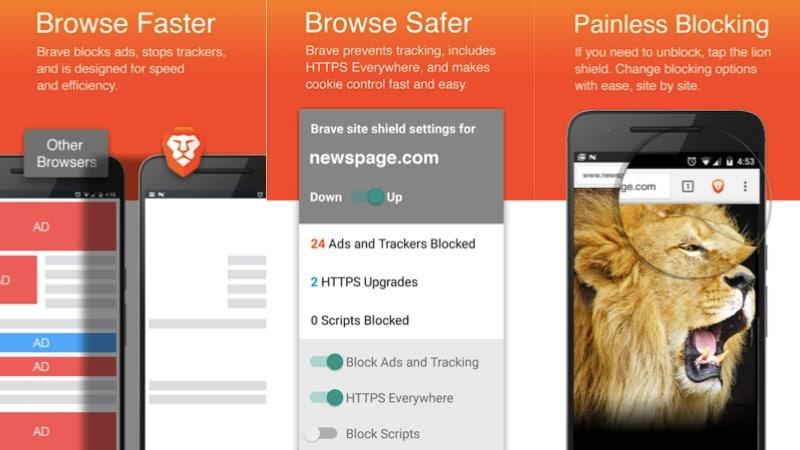 brave browser brave browser