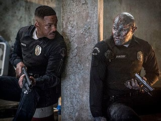 Netflix's Bright Is a Will Smith Action Flick, and Nothing More