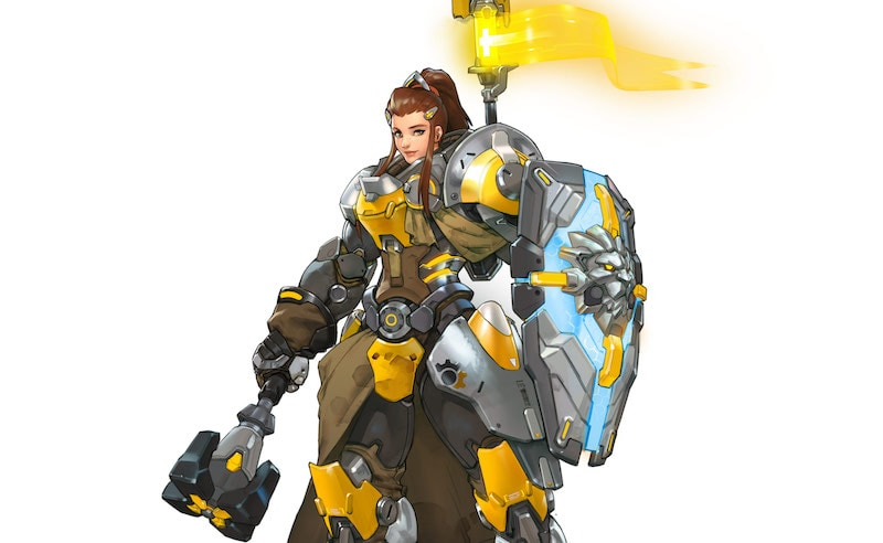 Brigitte Is Overwatch's Newest Hero