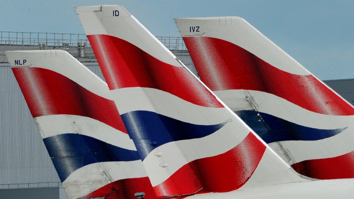 British Airways Faces Record $230 Million Fine Over Data Theft