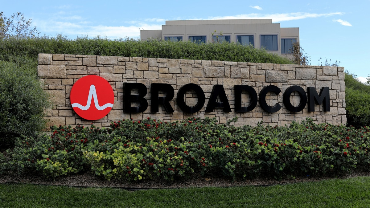 Broadcom Said to Be in Advanced Talks to Buy Symantec