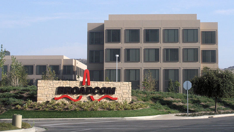US Sees National Security Risk From Broadcom's Qualcomm Deal