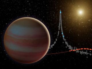 NASA Space Telescopes Locate Elusive Brown Dwarf