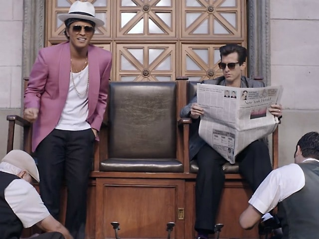 Bruno Mars, Mark Ronson Sued For Allegedly Ripping Off 1983 Single