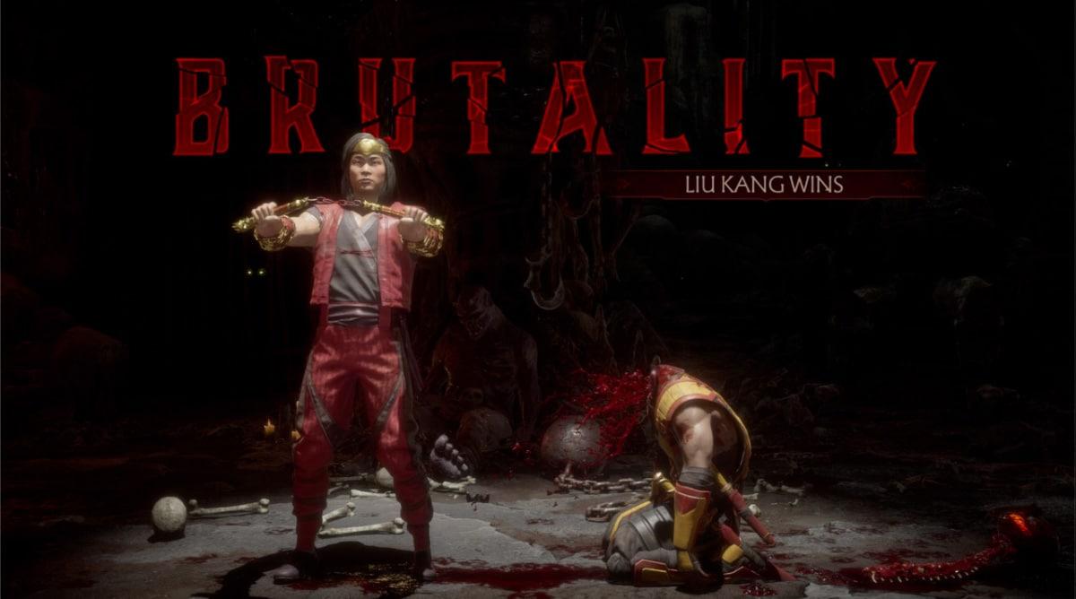 brutality mortal kombat 11 brutality