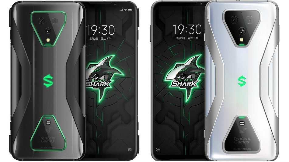 Black Shark 3, Black Shark 3 Pro Gaming Smartphones Launched : Price, Specifications