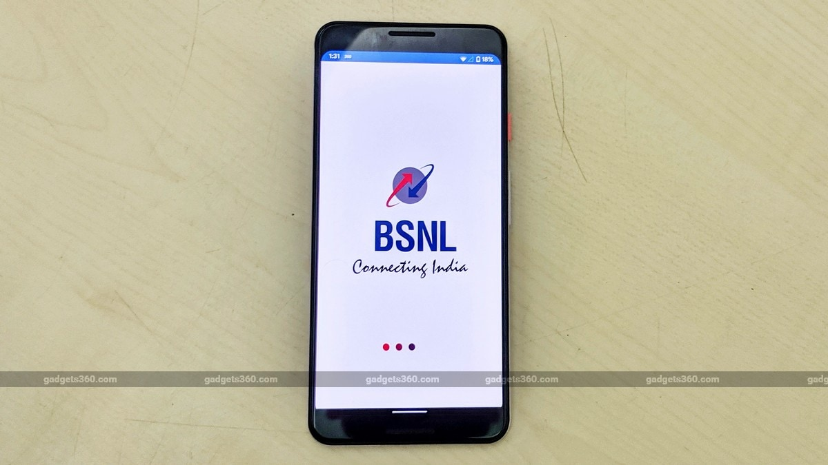 BSNL Brings Rs. 96 Prepaid Recharge Plan With Unlimited Voice Calls, 100 SMS Messages for 21 Days