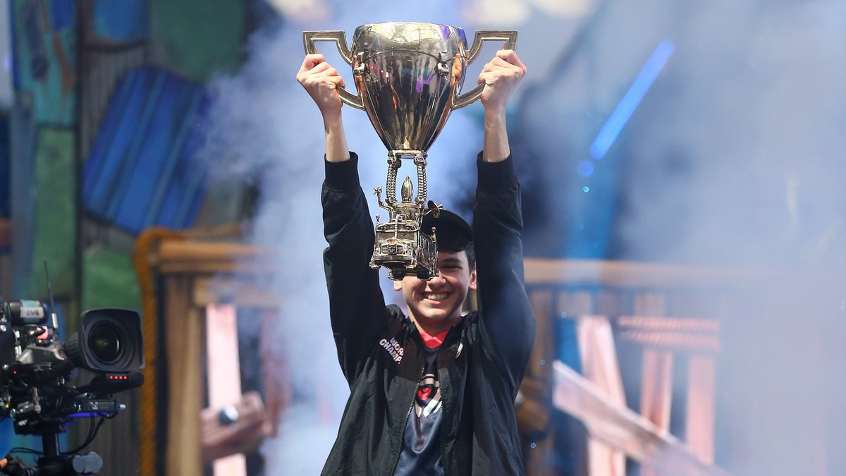 Meet the 24-year-old Fortnite tournament runner-up who won $1.8 million