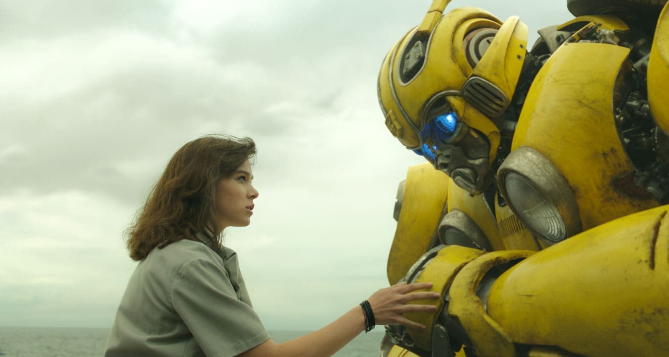 Classic Transformers roll out in great new trailer for Bumblebee
